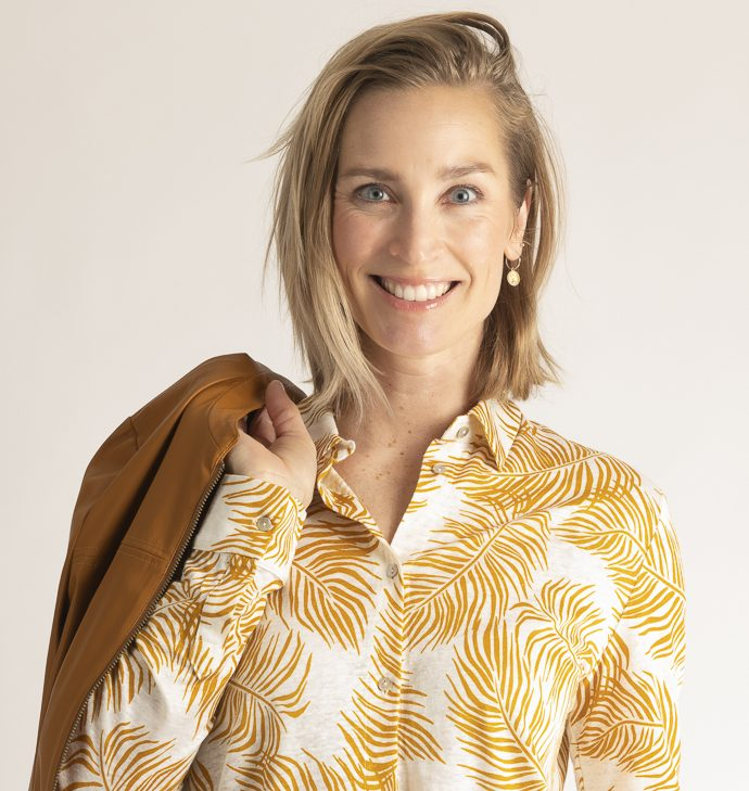 No Man's Land linnen blouse