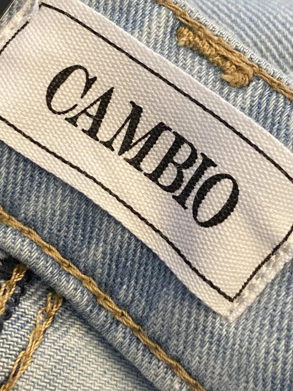 Cambio The Greener Cotton jeans Tess
